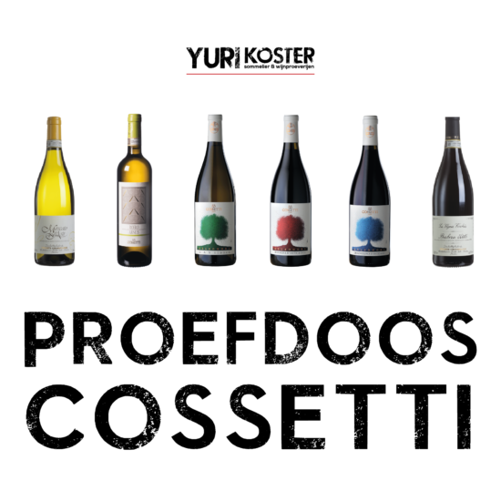 Proefdoos Cossetti
