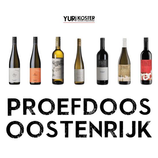 Proefdoos Oostenrijkse wijn, Austrian Premium Estates