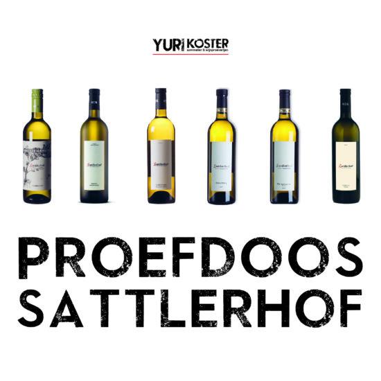 Sattlerhof proefdoos