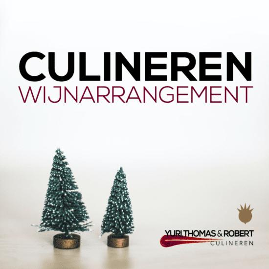 Culineren wijnarrangement Voltaire Parc Broekhuizen