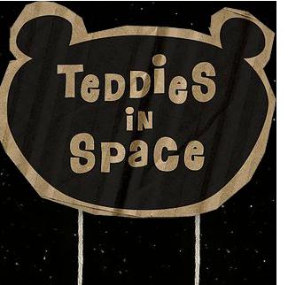 Teddies in Space logo
