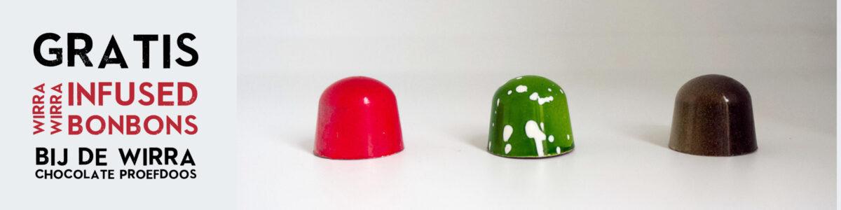 Wirra wirra infused bonbons door Quint Patisserie