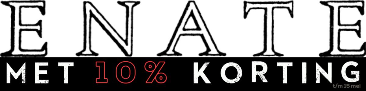 ENATE 10% korting