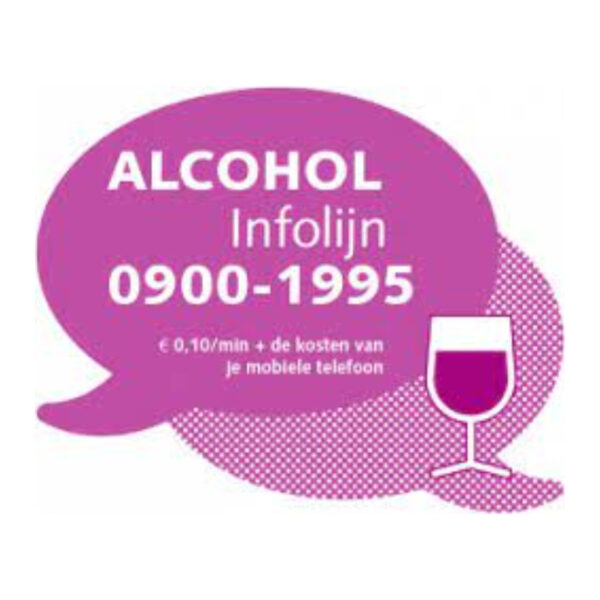 alcohol infolijn nederland logo